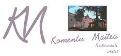 http://www.preskriptor.org/preskriptor-empresas-logotipos/HOTEL RESTAURANTE KOMENTU MAITEA